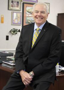 Superintendent Dan Boyd